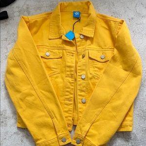 Jackets & Blazers - Emma Chamberlain high key denim  jacket